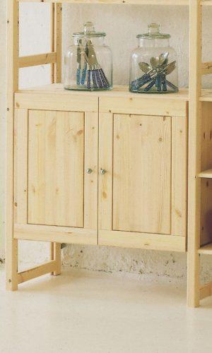 Lundia deurenset hout