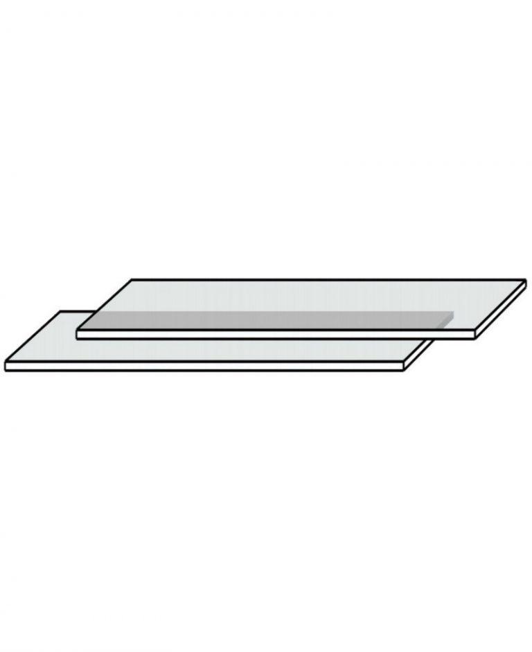 glaschap b55 cm Concept Meubel