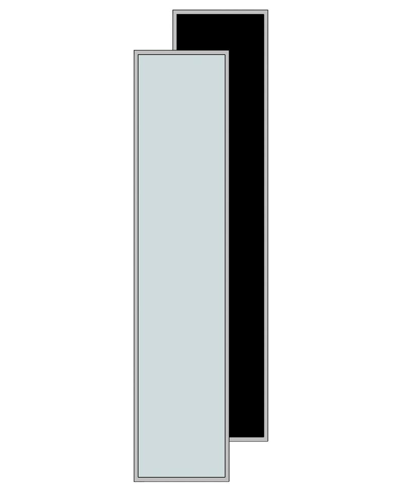 glasschuifdeur