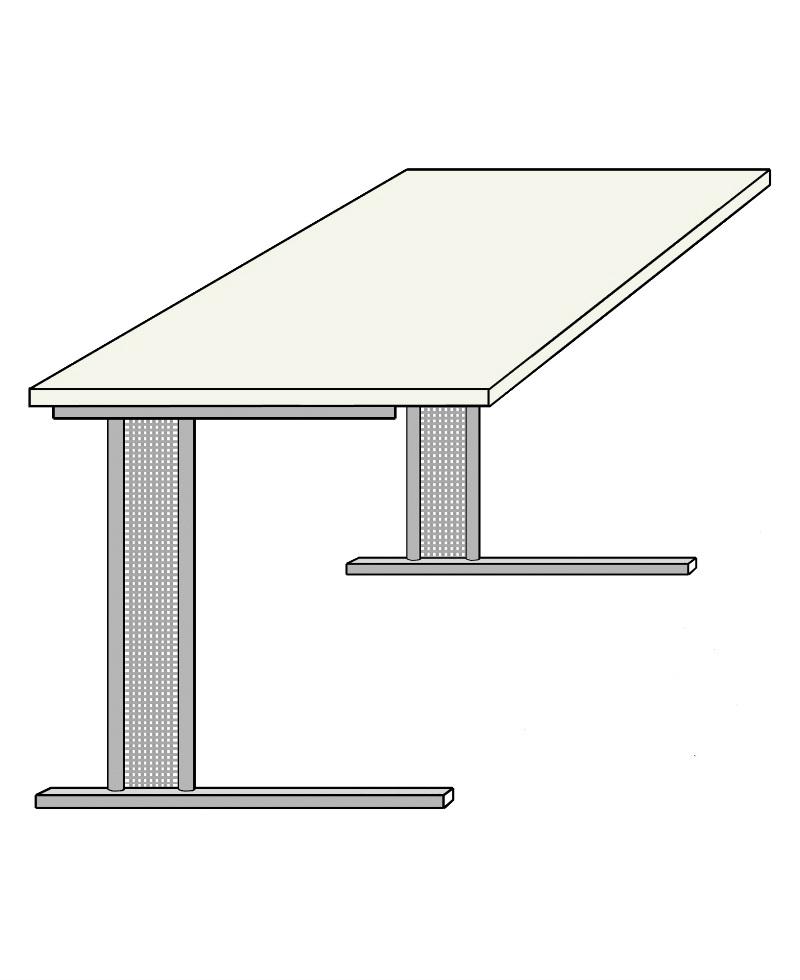 Concept Meubel bureau TOR911