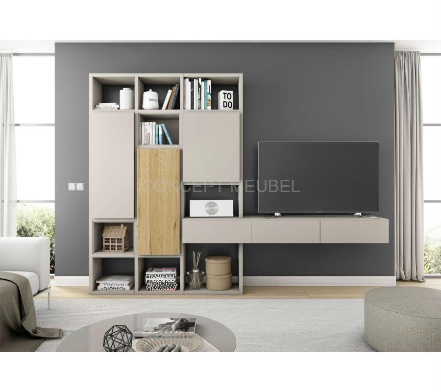 Concept Meubel wandmeubel / tv-meubel Leuven