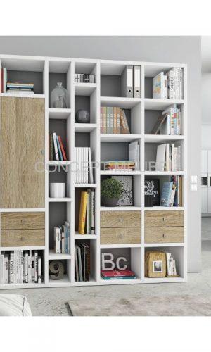 Concept Meubel wandmeubel / boekenkast op maat