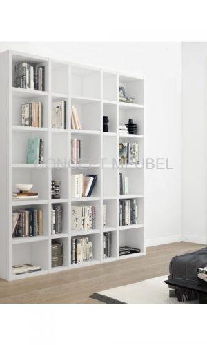 Concept Meubel boekenkast op maat Duisburg