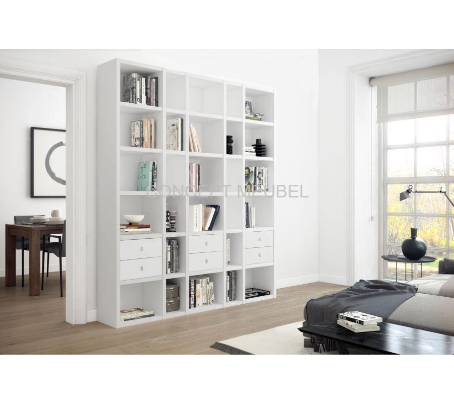 Concept Meubel boekenkast op maat Gent