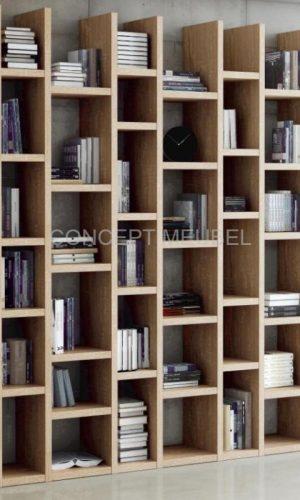 Concept Meubel boekenkast op maat Marseille