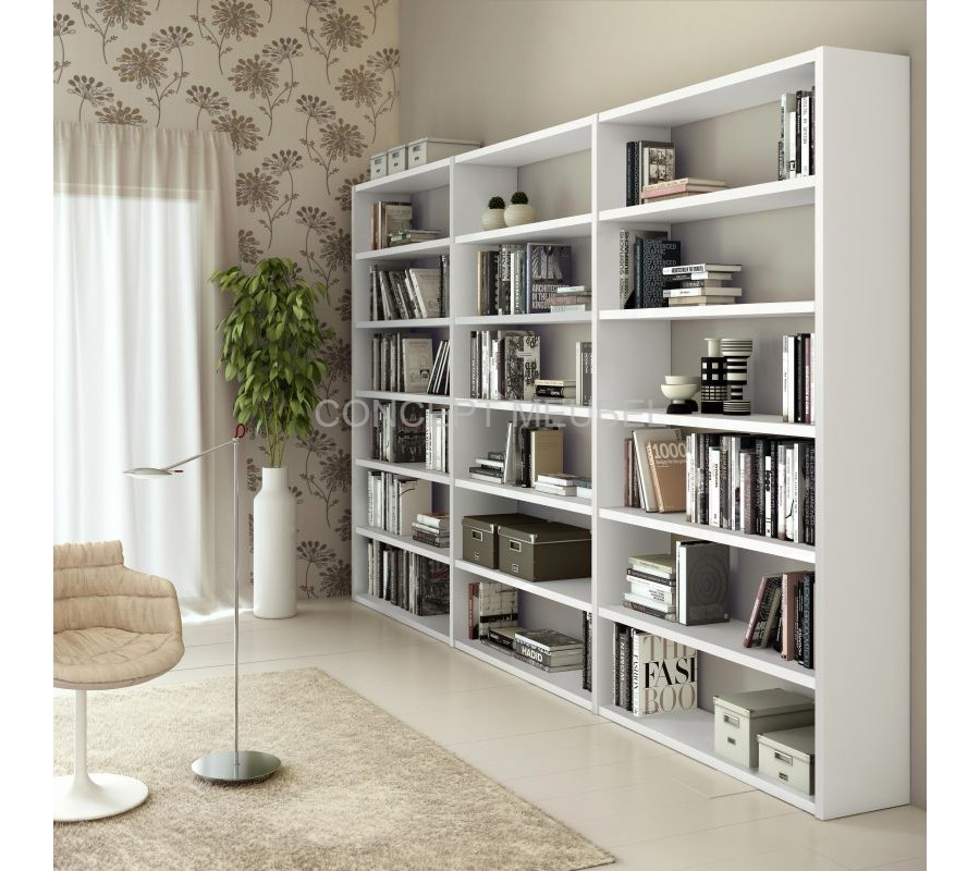 Concept Meubel boekenkast op maat Dijon