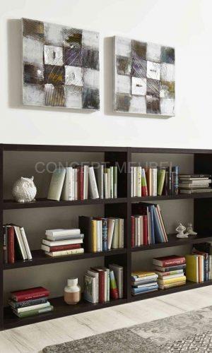 Concept Meubel boekenkast op maat Kassel