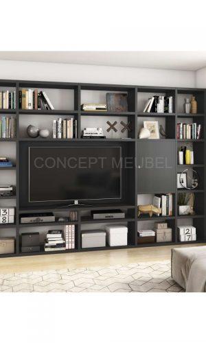 Concept Meubel wandmeubel / tv-meubel op maat