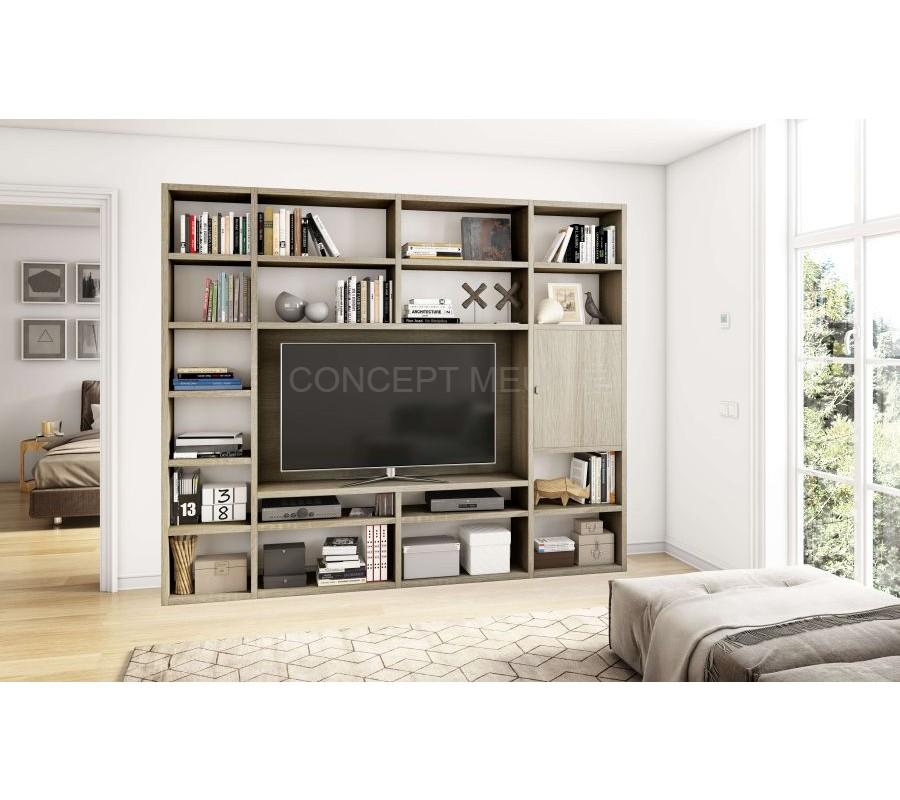 Concept Meubel wandmeubel / tv meubel op maat