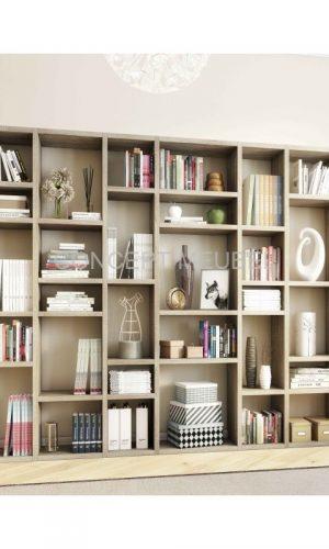 Concept Meubel boekenkast / wandmeubel op maat