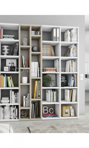 Concept Meubel boekenkast op maat